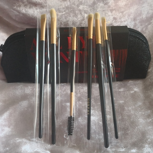 Eye Got This Brush Collection By Morphe The eye slay brush set by morphe retails for $24cad and contains 6 synthetic and natural hair eyeshadow brushes to help you achieve your eyeshadow goals. mira beauty